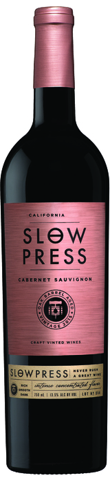 Slow Press Cabernet Sauvignon 2016