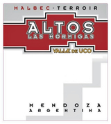 Altos las Hormigas Terroir Malbec 2016