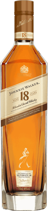 Johnnie Walker Ultimate Blended Scotch Whisky 18 year old