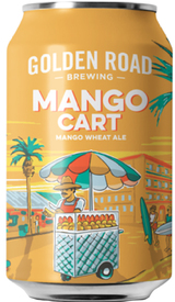Golden Road Brewing Mango Cart