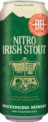 Breckenridge Brewery Nitro Irish Stout