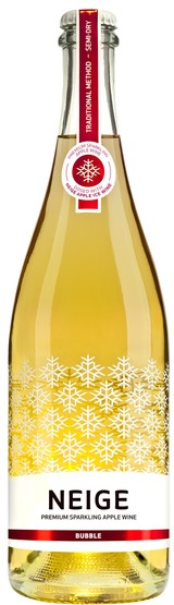 Neige Bubble Sparkling Apple Wine NV