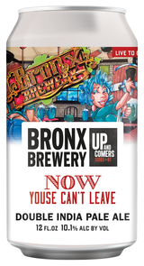 The Bronx Brewery Now Youse Can't Leave Double IPA