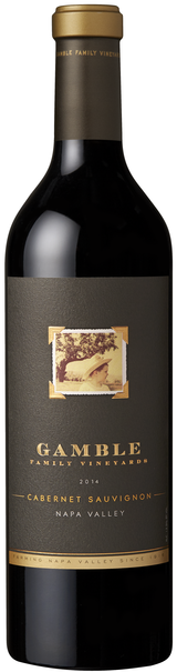 Gamble Family Vineyards Napa Valley Cabernet Sauvignon 2014