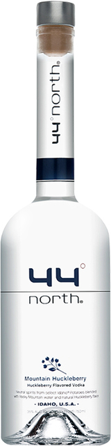 44 Degrees North Huckleberry Vodka