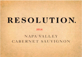 Branham Resolution Cabernet Sauvignon 2016