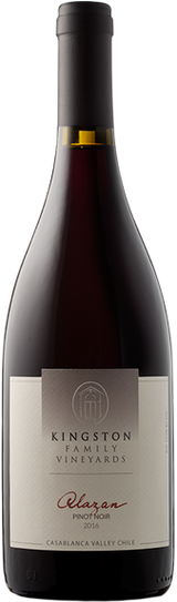 Kingston Family Vineyards Alazan Pinot Noir 2016