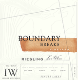 Boundary Breaks Riesling Ice Wine 2018