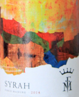 Force Majeure Vineyards Estate Syrah 2015