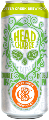 Otter Creek Brewing Head Charge DIPA