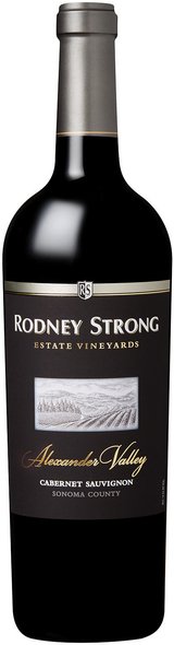 Rodney Strong Alexander Valley Estate Cabernet Sauvignon 2015