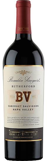 Beaulieu Vineyard Rutherford Cabernet Sauvignon 2015