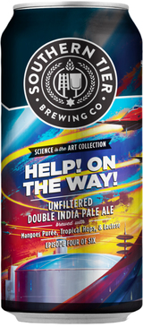 Southern Tier Brewing Company Help! On The Way! DIPA