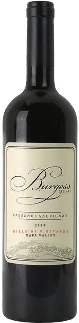 Burgess Hillside Vineyards Cabernet Sauvignon 2014