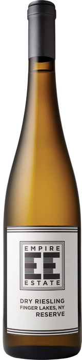 Empire Estate Riesling Dry Reserve 2017