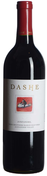 Dashe Cellars Todd Brothers Ranch Old Vines Zinfandel 2016