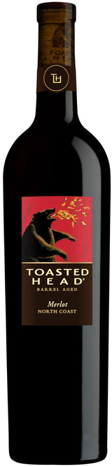 Toasted Head Merlot 2016