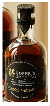 Olde York Farm Distillery Cooper's Daughter Black Walnut Bourbon