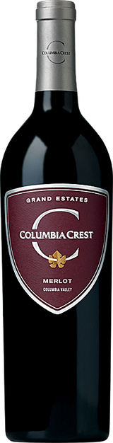 Columbia Crest Grand Estates Merlot 2015