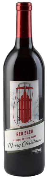 Jersey Wines Red Sled
