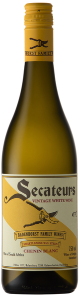 AA Badenhorst Family Wines  Secateurs Chenin Blanc