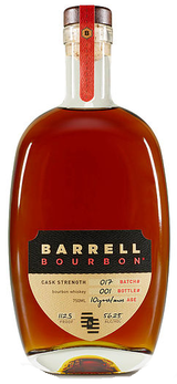 Barrell Craft Spirits Batch #17 10 year old