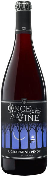 Once Upon a Vine Charming Pinot Noir 2016