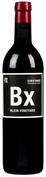 Substance Klein Vineyard Bx Blend 2014