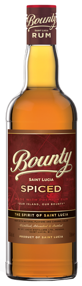 Bounty Saint Lucia Rum Spiced