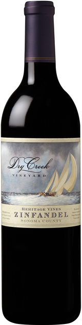 Dry Creek Heritage Vines Zinfandel 2017