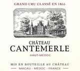 Chateau Cantemerle Haut Medoc 2016