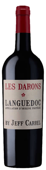 Jeff Carrel Les Darons Languedoc Rouge 2017