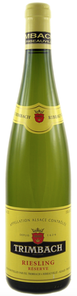 Trimbach Reserve Riesling