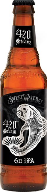 SweetWater Brewing Company G13 420 Strain IPA
