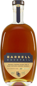 Barrell Craft Spirits Dovetail