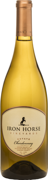 Iron Horse Estate Chardonnay 2015