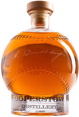 Cooperstown Distillery Abner Doubleday Double Play Bourbon