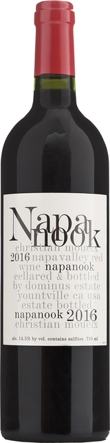 Napanook Red Wine 2016