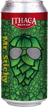 Ithaca Beer Company Mr Sticky DIPA