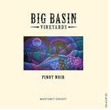 Big Basin Vineyards Monterey County Pinot Noir 2016
