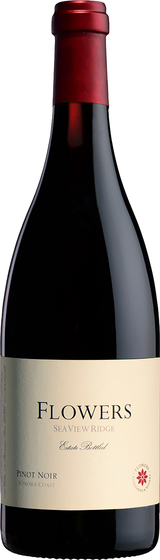 Flowers Sea View Ridge Pinot Noir 2015