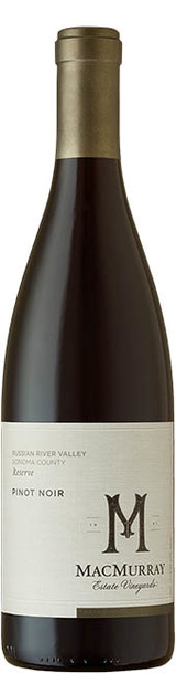 MacMurray Ranch Russian River Valley Reserve Pinot Noir 2014