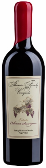 Sherwin Family Vineyards Cabernet Sauvignon 2015