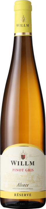Alsace Willm Reserve Pinot Gris 2018