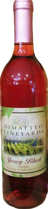 DiMatteo Vineyards Jersey Blush
