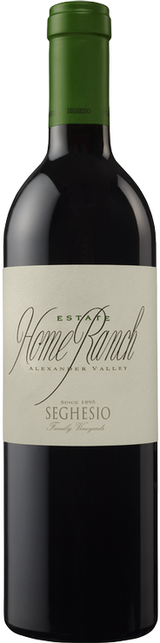 Seghesio Home Ranch Zinfandel 2015