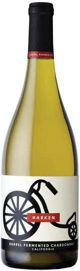 Harken Wines Barrel Fermented Chardonnay