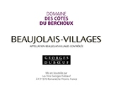 Georges Duboeuf Beaujolais Villages 2017