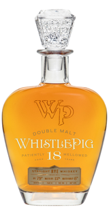 WhistlePig Double Malt Straight Rye Whiskey 18 year old