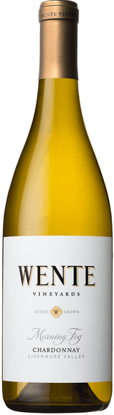 Wente Vineyards Morning Fog Chardonnay 2018